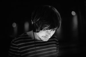 Vlad, DJ, London, UK, 2016