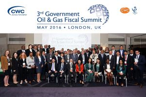 3rd Government Oil & Gas Fiscal Summit, London, UK, 2016