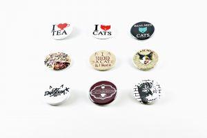 Badges, Lady Dinah's Cat Emporium