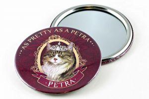 Mirror, Lady Dinah's Cat Emporium