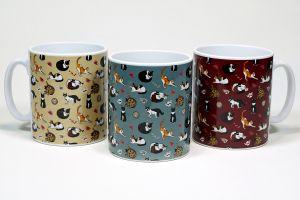 Mugs, Lady Dinah's Cat Emporium